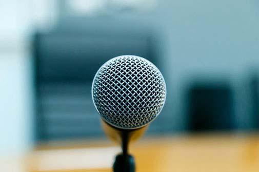 Public Speaking – Base